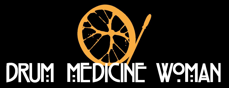 Drum Medicine Woman